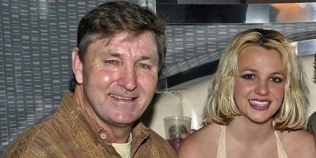 """the """"Framing Britney Spears"""" documentary that has drawn attention to the downfalls of the battle for stardom and the singer's tutelage against her father, Jamie Spears (left)."""