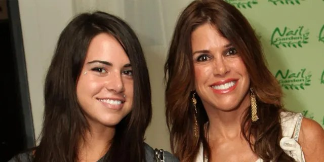 """Alexa Curtin, left, daughter of former """"Real Housewives of Orange County"""" star Lynn Curtin, has reportedly been sentenced to 68 days in prison."""