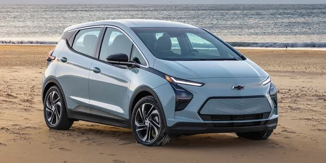 The Bolt EV is currently Chevy's lowest-priced electric at $31,995.