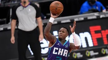 Rozier scores 27 points, leads Hornets past Wizards 114-104