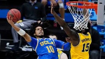 UCLA shocks Michigan in Elite Eight, advances to NCAA Men's Basketball Final Four