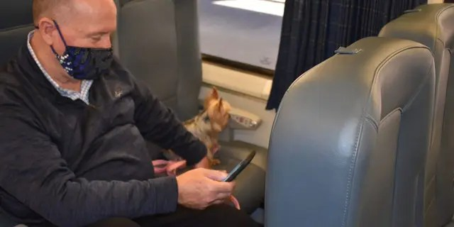 Amtrak is expanding its pet program, allowing animal lovers to bring their small furry friends on Acela trains where it had not previously been allowed.