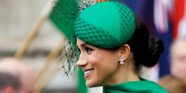 'The Bench' was published just days after Markle welcomed her second child, a daughter named Lilibet. (AP Photo/Kirsty Wigglesworth, File)