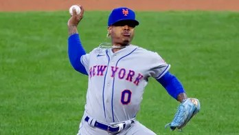 Stroman sharp in return, Mets beat Phillies 8-4 for 1st win