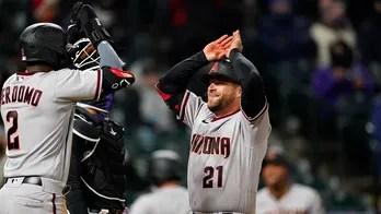 Diamondbacks score 3 in 13th inning to beat Rockies 10-8