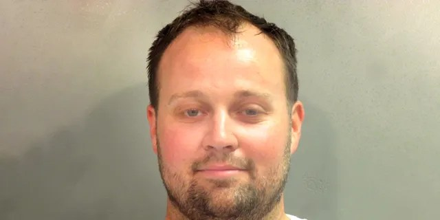 The former '19 Kids and Counting' star was arrested by U.S. Marshals on April 29.