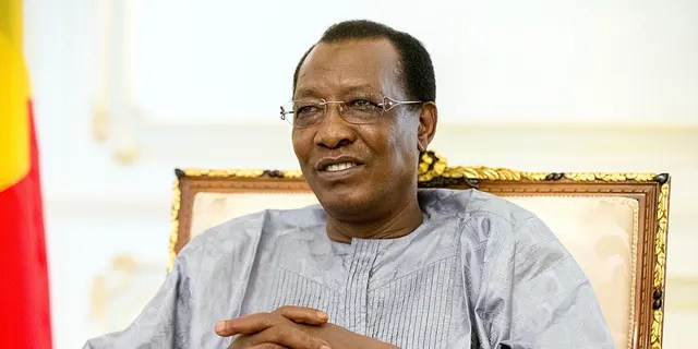 In this 2016 file photo, Chadian President Idriss Deby Itno is seen at the presidential palace in N'Djamena, Chad. (AP)