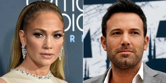 """Affleck and Lopez<a href=""""https://www.foxnews.com/entertainment/jennifer-lopez-engagement-ring-ben-affleck"""" target=""""_blank"""">gotengaged in 2002</a>but postponed their wedding days before their planned nuptials in 2003. By 2004, they were officially over."""
