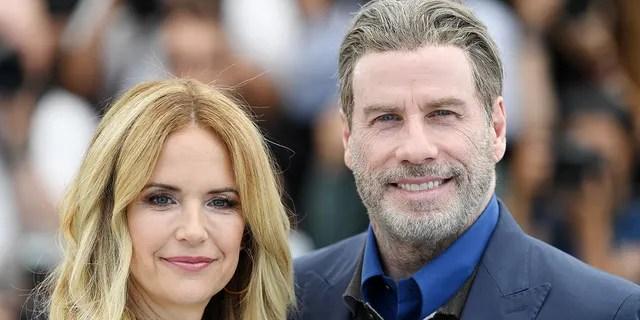 John Travolta announced a new film role following the death of his wife, Kelly Preston.