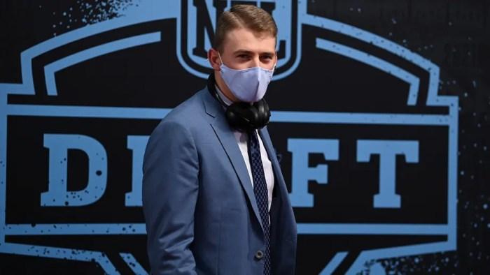 Patriots select Mac Jones with No. 15 pick, latest quarterback in post-Tom Brady era