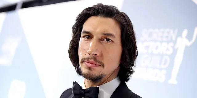 Adam Driver was discharged from the military after a biking accident. (Photo by Rich Fury/Getty Images)