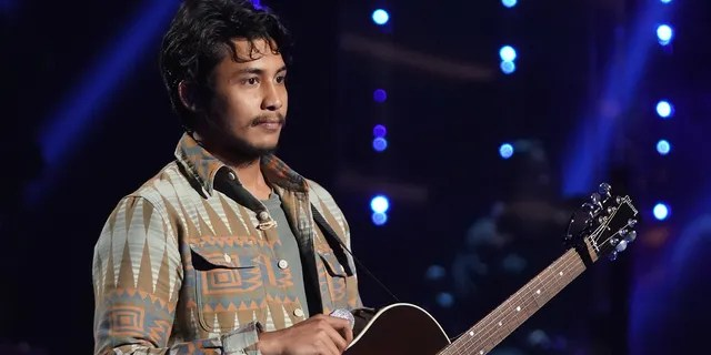 Arthur Gunn opened up on his decision to leave 'American Idol' at the 'last minute' ahead of the season 19 finale. (Eric McCandless/ABC via Getty Images)