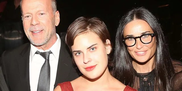 Tallulah Willis is the daughter of actors Bruce Willis and Demi Moore. (Photo by Bruce Glikas/FilmMagic)