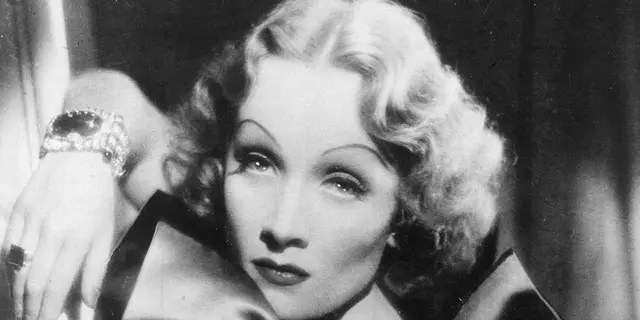 Marlene Dietrich was a sought-after star of the '30s and '40s.