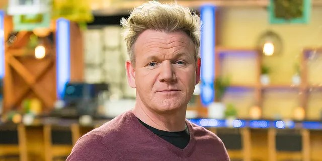 Gordon Ramsay will serve as a judge and mentor on 'Next Level Chef' for Fox. (Photo by FOX via Getty Images)