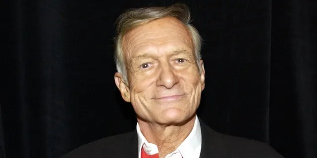 Hugh Hefner served in the Army. (Photo by Denise Truscello/WireImage)