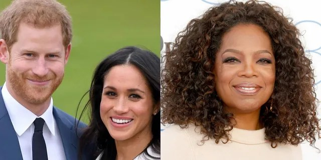 Oprah has spoken out in support of Prince Harry and Meghan Markle, defending them from those criticizing them for speaking publicly about their struggles.