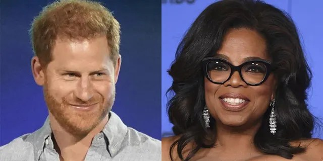 Prince Harry and Oprah Winfrey recently partnered up for a mental health series on Apple TV+ titled 'The Me You Can't See.'