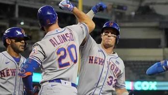 McCann homers, drives in four as Mets beat Diamondbacks