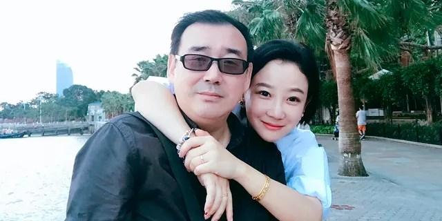This undated, file photo released by Chongyi Feng shows Yang Hengjun and his wife Yuan Xiaoliang. (Chongyi Feng via AP, File)