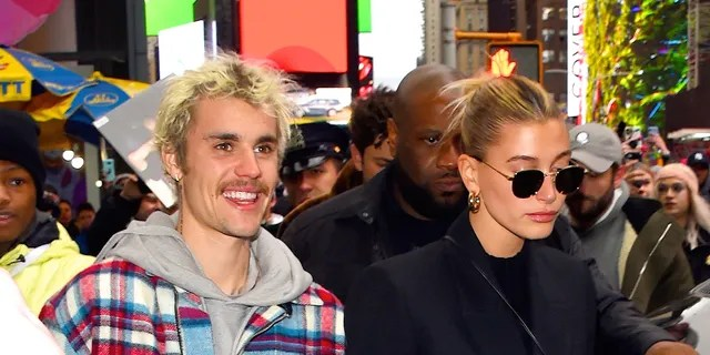 Justin Bieber and Hailey Baldwin married in 2018.