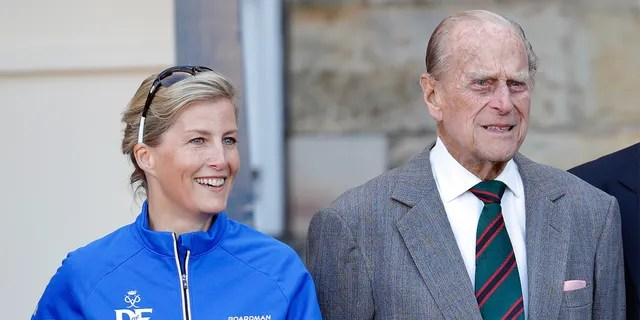 Sophie, Countess of Wessex admitted it's still difficult to reflect on memories involving Prince Philip.