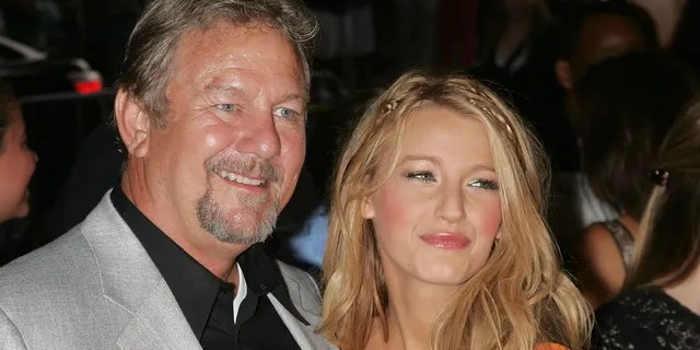 """NEW YORK - JULY 28: Actors Ernie Lively and Blake Lively attend the premiere of """"The Sisterhood of the Traveling Pants 2"""" at the Ziegfeld Theatre on July 28, 2008 in New York City. (Photo by Jim Spellman/WireImage)"""