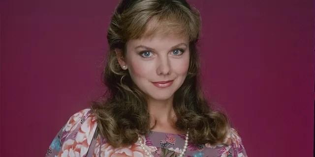Linda Purl in 'Happy Days' circa 1982.