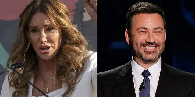 Caitlyn Jenner called out Jimmy Kimmel after he mocked her candidacy for California governor.