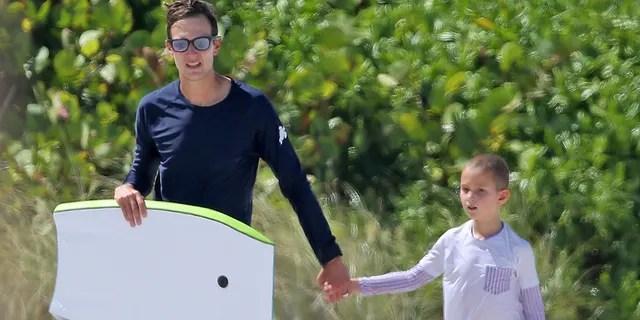 Kushner shares three children with his wife, Ivanka Trump: Arabella, 9, Joseph, 7, and Theodore, 5.