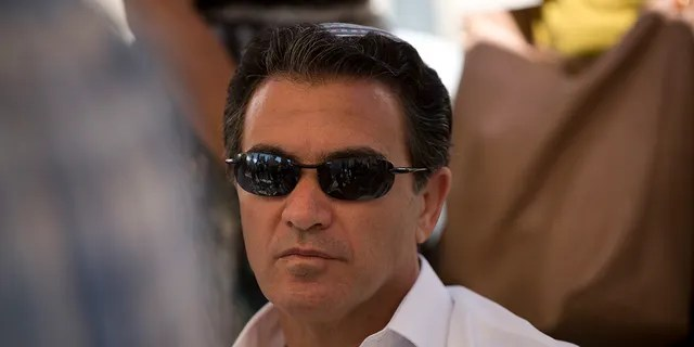 In this July 3, 2016, file photo, Yossi Cohen, then the director of Israel's Mossad intelligence agency, attends the funeral in Jerusalem of a rabbi killed by Palestinian gunmen. Cohen, the outgoing chief of Israel's Mossad intelligence service, offered the closest acknowledgment yet his country was behind a series of recent attacks targeting Iran's nuclear program and a military scientist in a television interview aired Thursday, June 10, 2021. (AP Photo/Oded Balilty, File)
