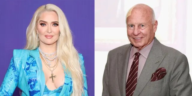 Erika Jayne and Tom Girardi are in the middle of a divorce.