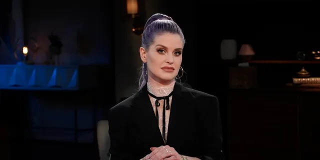 This image released by Red Table Talk shows TV personality Kelly Osbourne, who will appear in an episode of the talk show series to discuss her battle with drug and alcohol addiction. The episode will be available on Wednesday, June 2 on Facebook Watch.