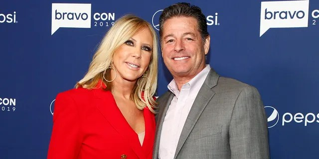 Vicki Gunvalson's fiance Steve Lodge on Tuesday announced he is running for governor of California.