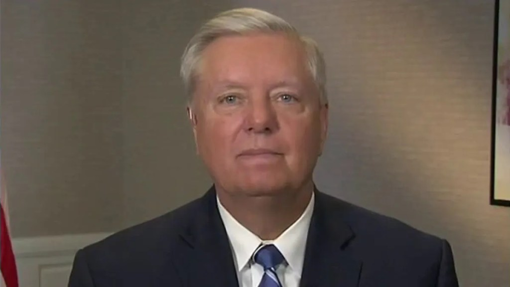 Sen. Graham says he'll follow the lead of Texas House Dems who fled state and leave for vote on spending bill