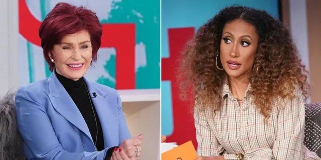 Elaine Welteroth also announced that she will no longer serve as a co-host of 'The Talk.' She was present when Sharon Osbourne addressed her support of Piers Morgan's public criticism of Meghan Markle, which sparked major fallout for the former reality star.