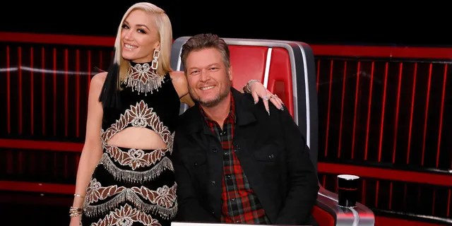 Gwen Stefani shared a sweet wedding photo of her newly formed family on Instagram on Wednesday.