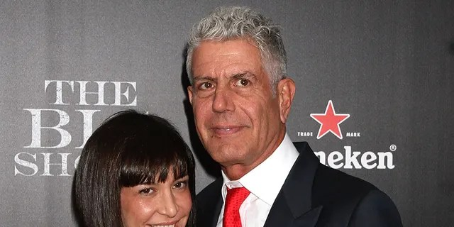Anthony Bourdain and Ottavia Busia were married from 2007 until 2016.