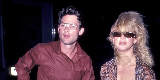 The pair started dating in 1983 when they filmed 'Swing Shift' together.