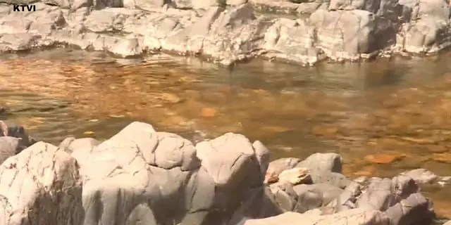 """Mariah Brielle """"Elle"""" Schramm, 18, was swimming with friends Saturday at Johnson's Shut-Ins State Park in Reynolds County, Mo., when she climbed to the top of a rock and fell into the Black River."""