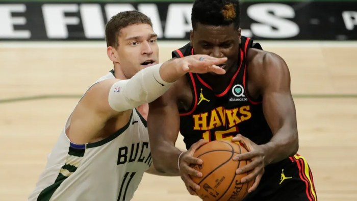 Bucks top Hawks in Game 5, inch closer to first NBA Finals berth since 1974