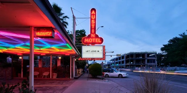 An Austin, Texas-based hotel group is offering 100 free rooms to Hurricane Ida evacuees until Wednesday, according to local reports. (Cedit: Bunkhouse Hotels)