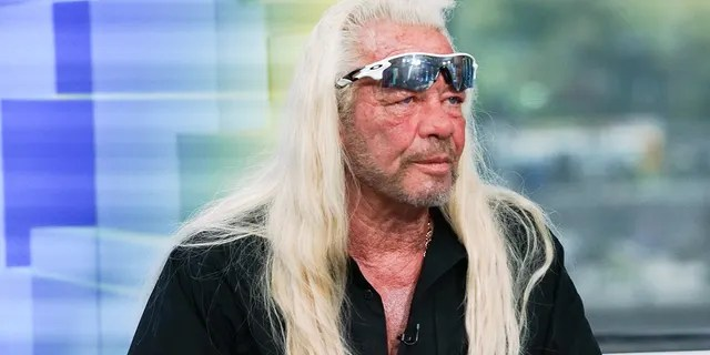 Duane Chapman is set to marry Francie Frane in Colorado springs on Thursday night. (Getty Images)