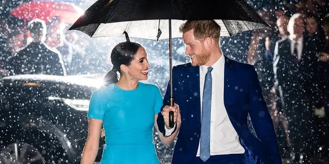 Markle and Harry announced in 2020 that they would step back from their royal duties.