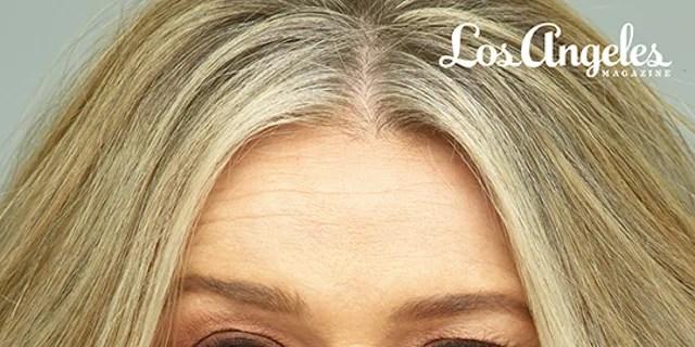 Porizkova recalled first sharing a bare-faced photo to Instagram.