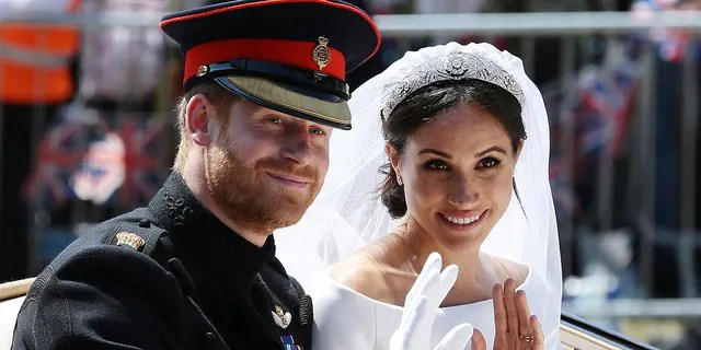 Harry and Markle married in 2018.