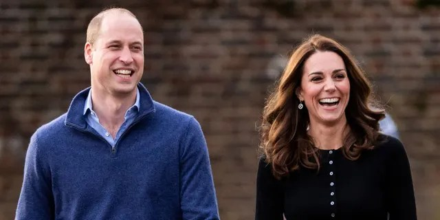 Prince William is second in line to the British throne.