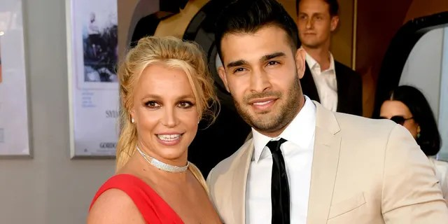 Britney Spears is engaged to actor Sam Asghari.