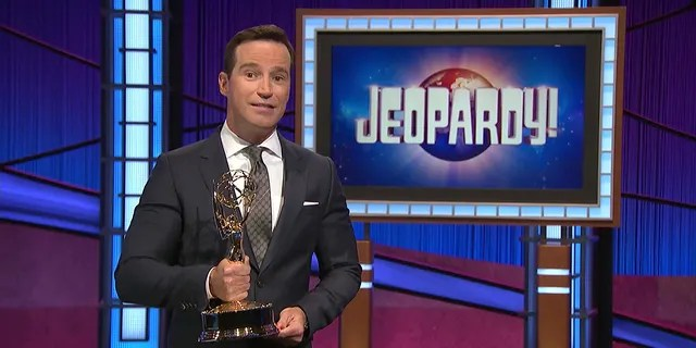 Richards finally released 'Jopardy!'  Lost his Emmy-winning gig as executive producer of  as well as the host.