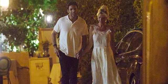 Sandra Lee moved to Malibu after splitting with Andrew Cuomo. She's currently on vacation in France with her new boyfriend Ben Youcef.